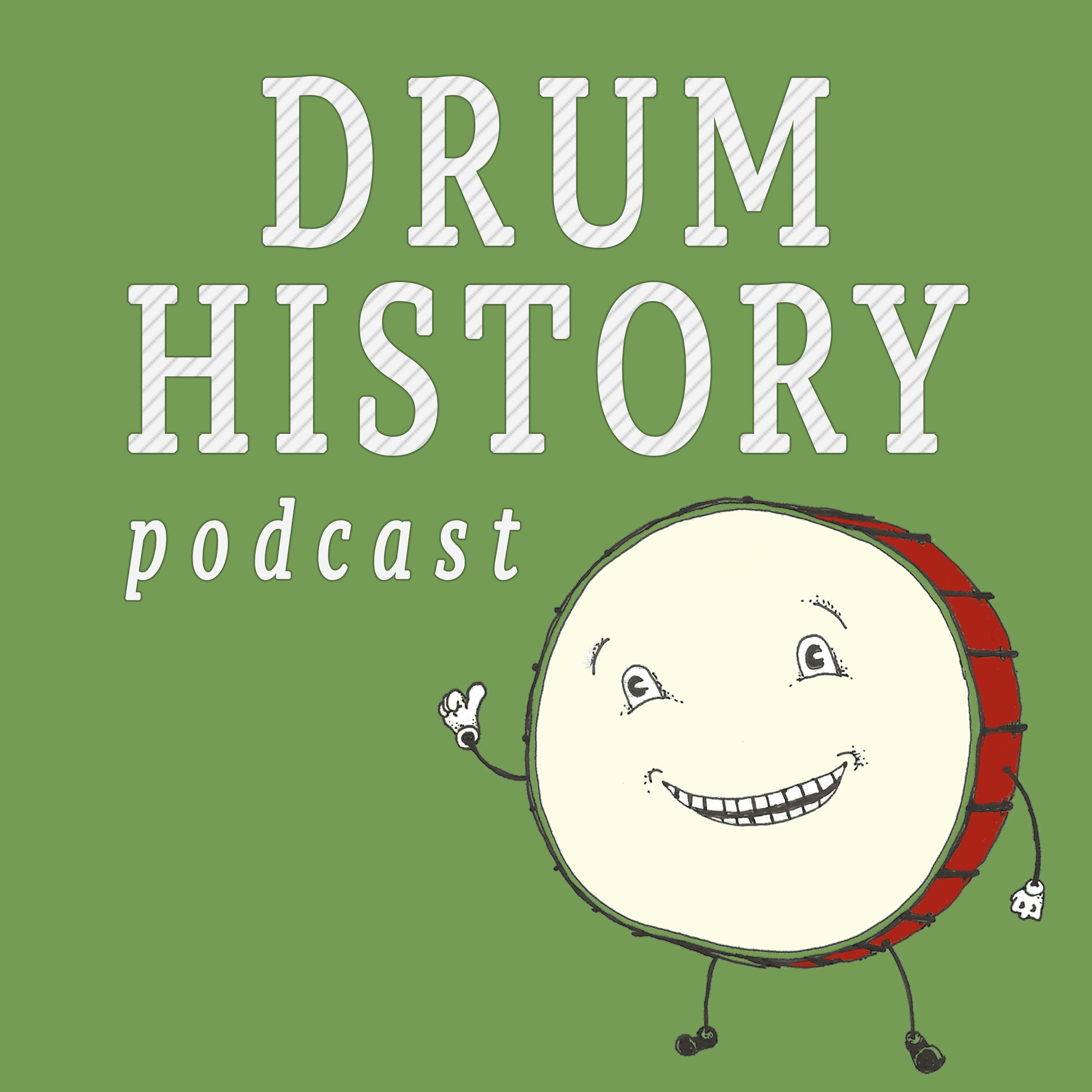 Made in Japan - The History of Stencil Drums with Marc Patch