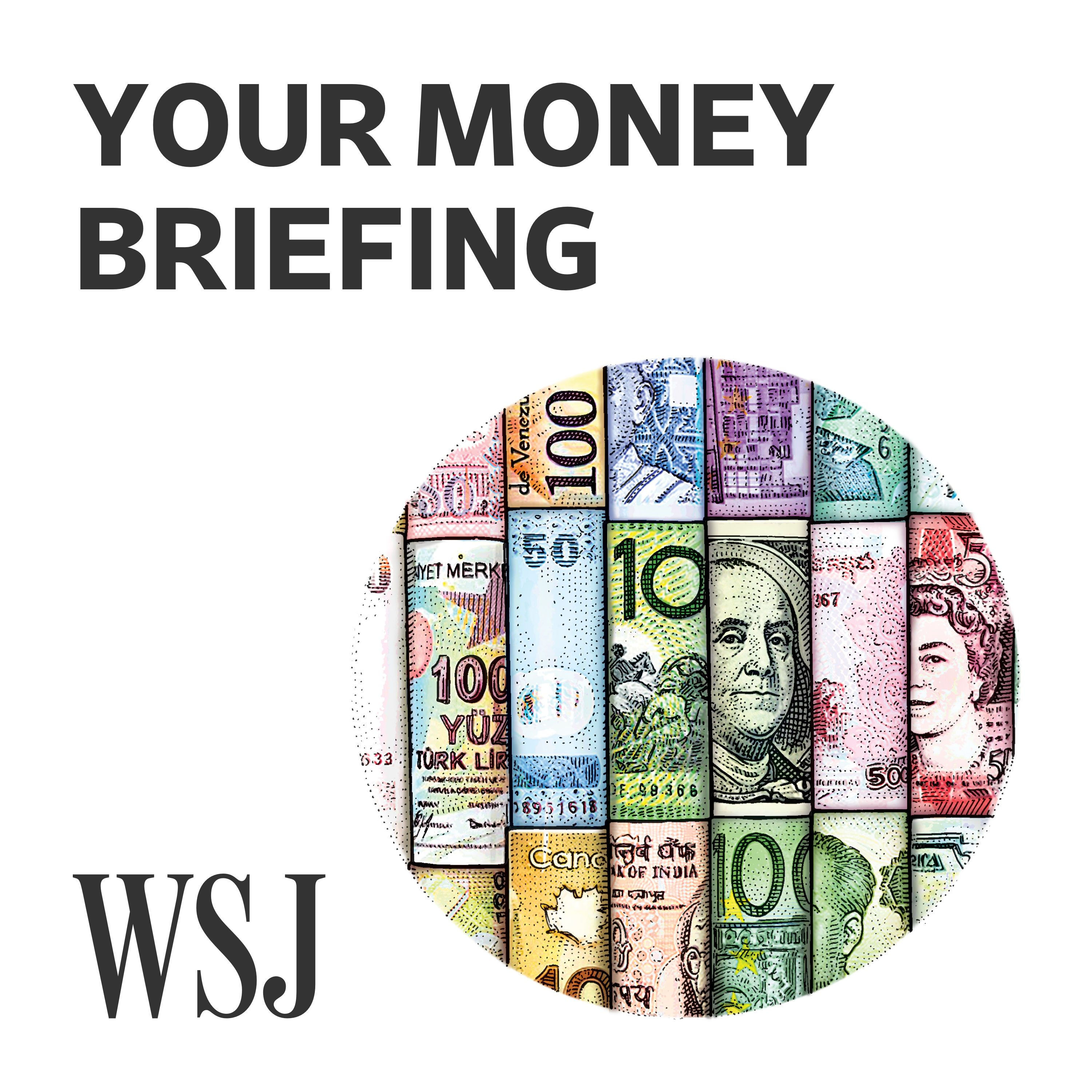 Image of WSJ Your Money Briefing podcast