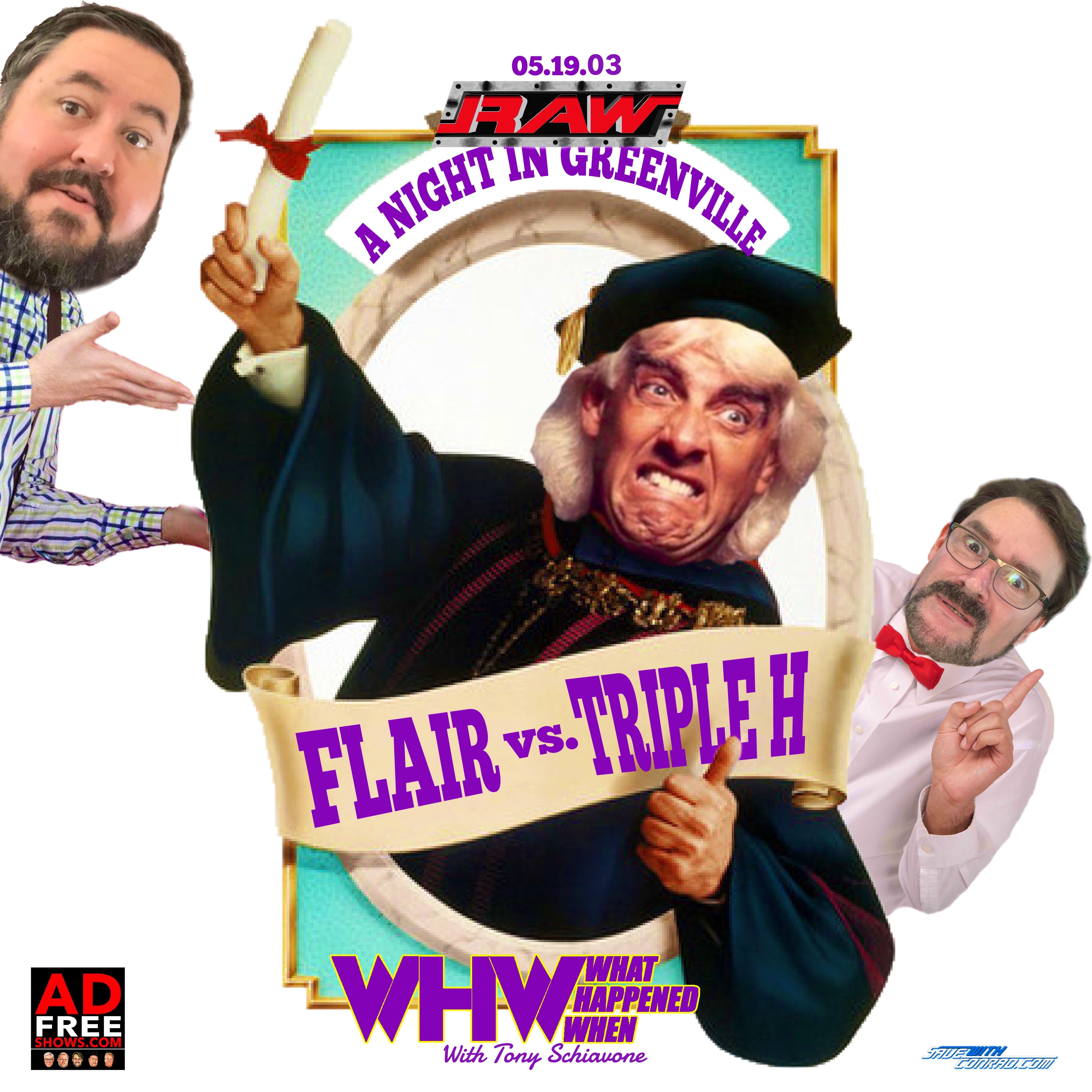 Episode 174:  WWE Raw 05-19-03