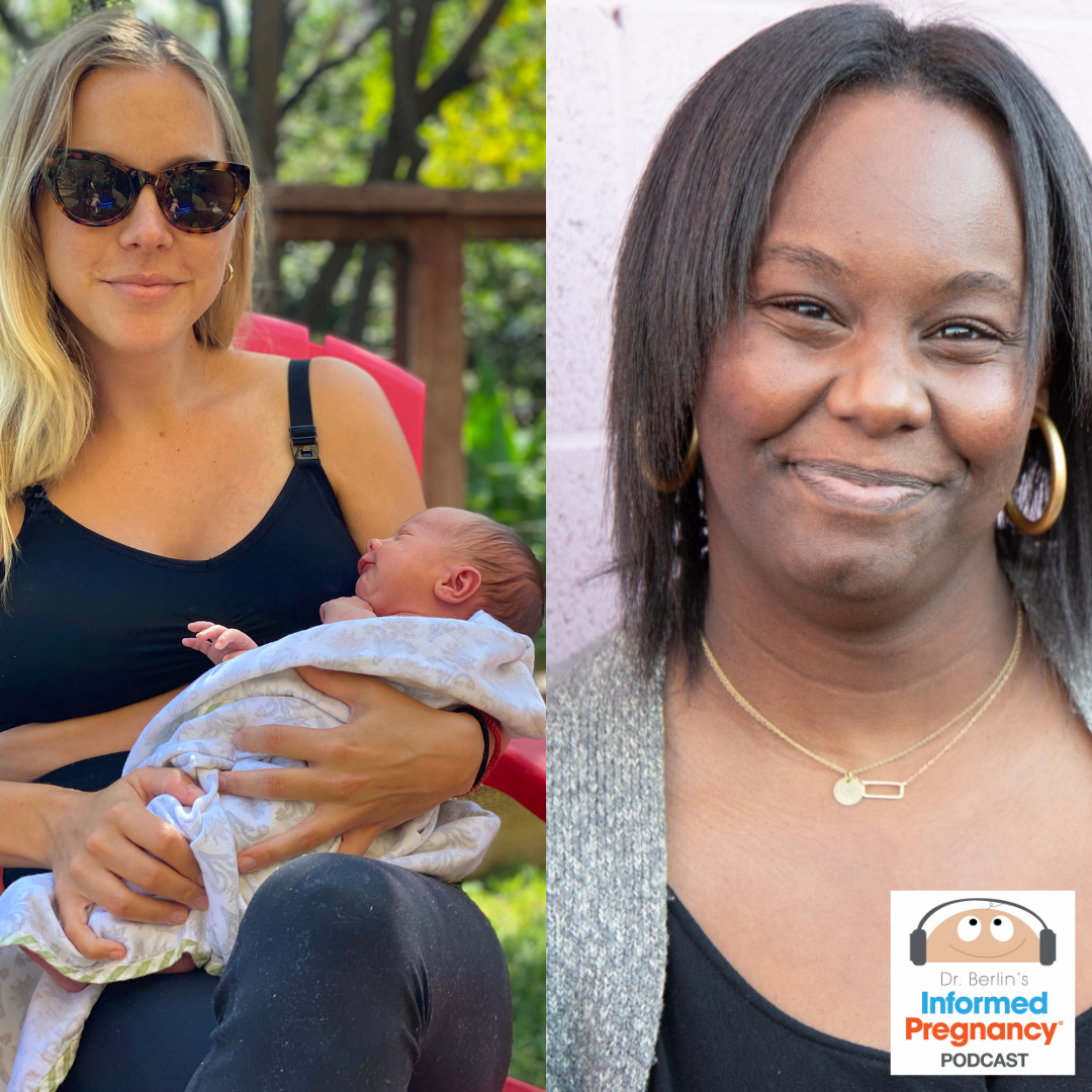 Stephanie Danler & Midwife Jessica Diggs - After Birth