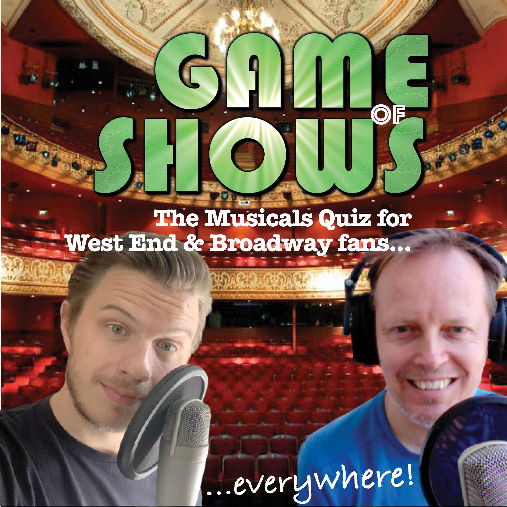 Bonus Episode: Wicked v Come From Away