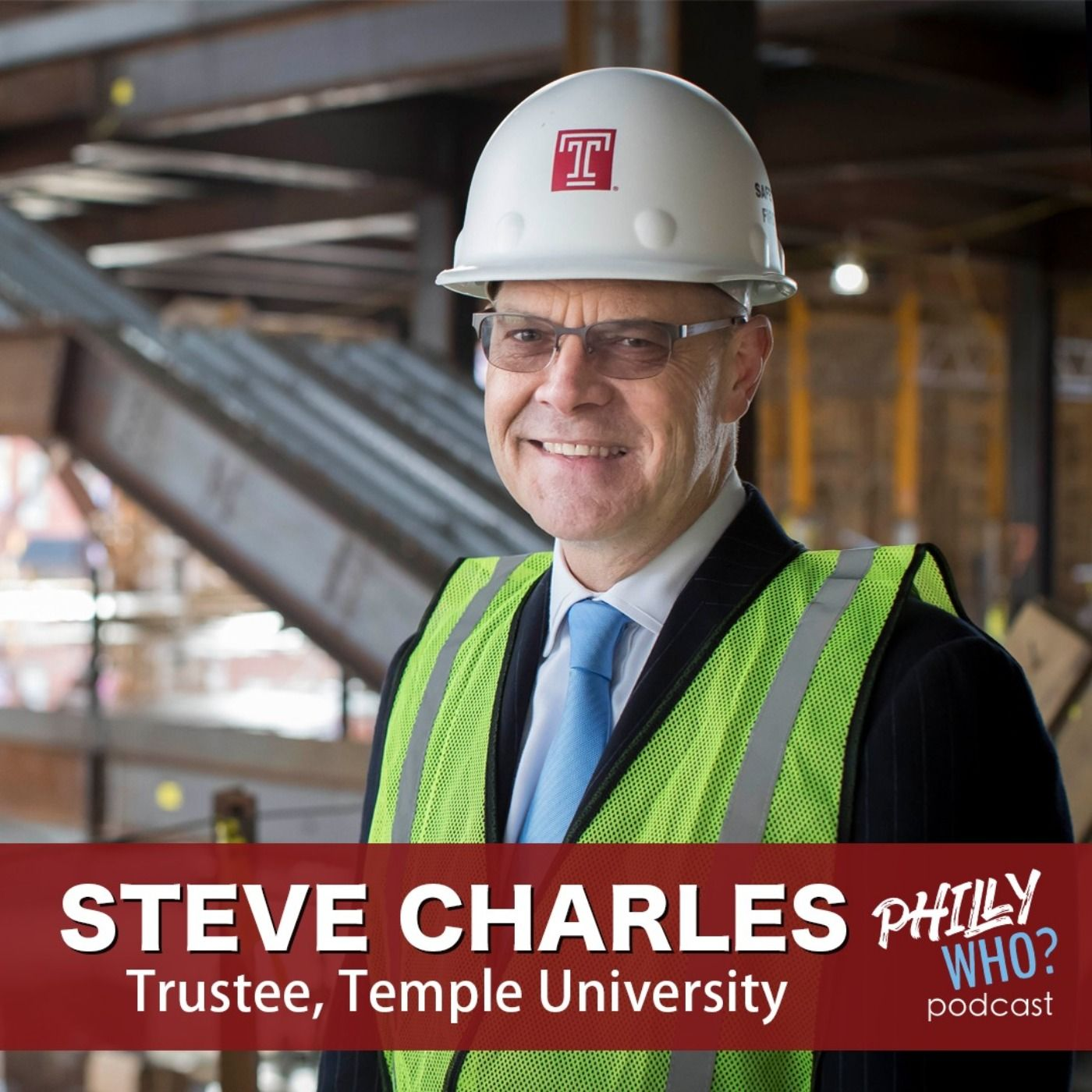 Steve Charles: From the Farms of Lancaster to the Library of the Future