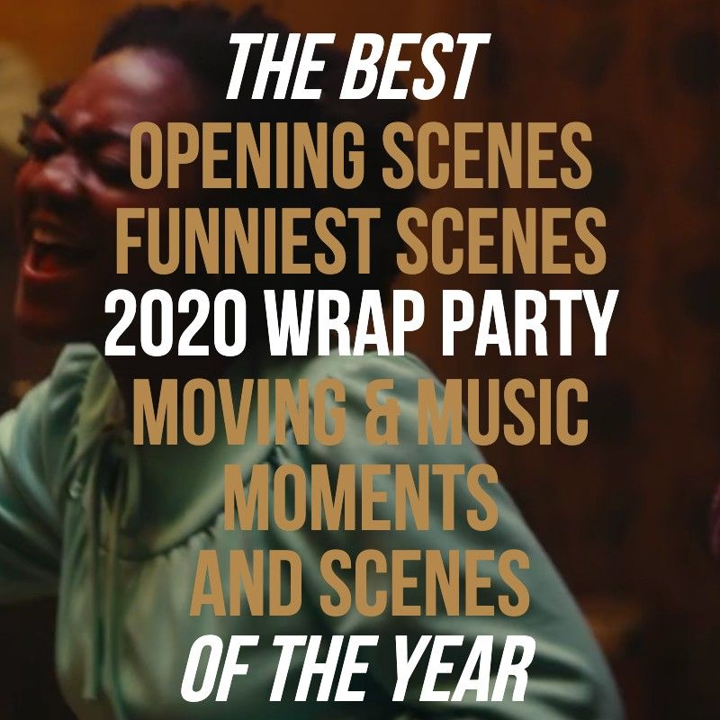 #810: Best Scenes of 2020 / Golden Brick Award