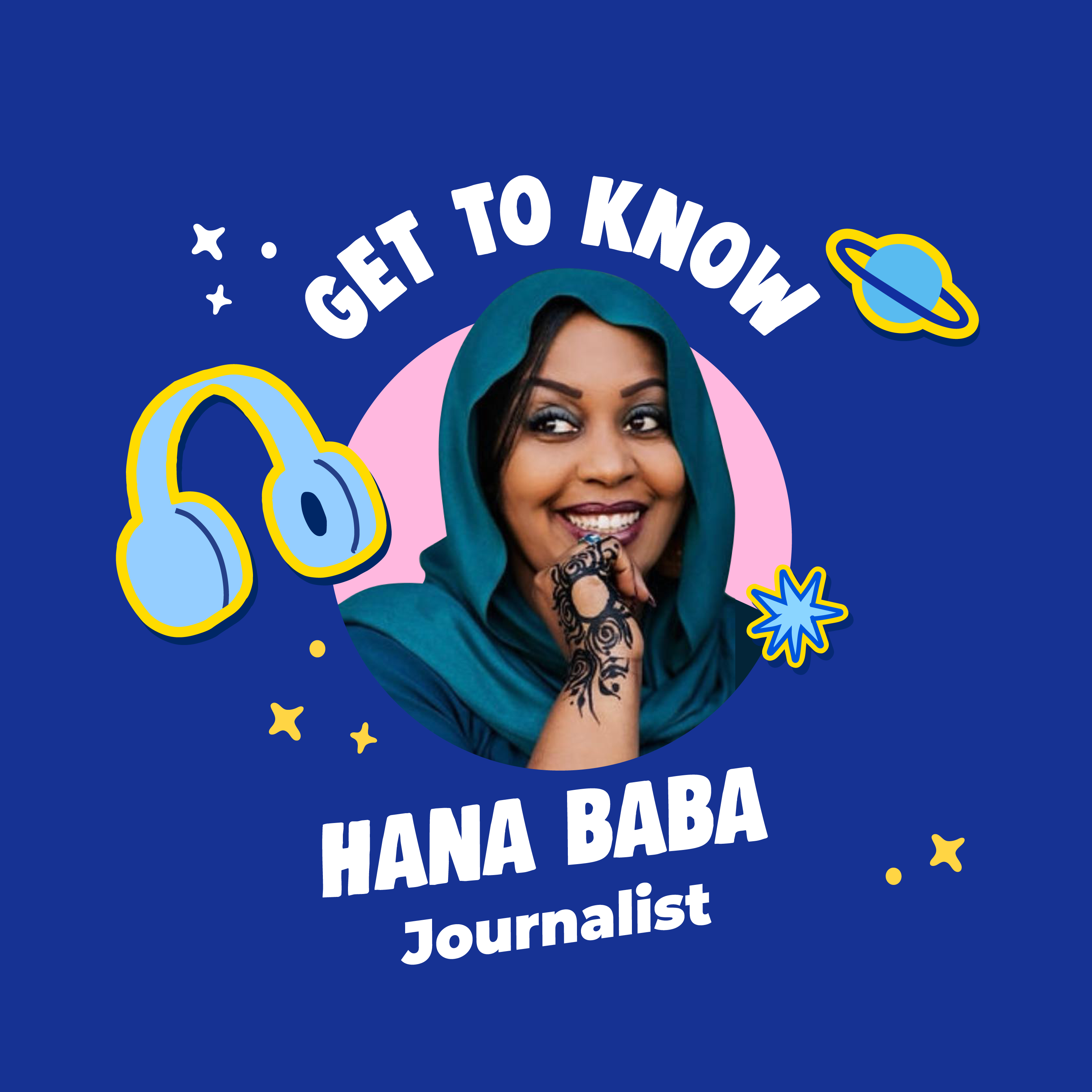 Get To Know Hana Baba