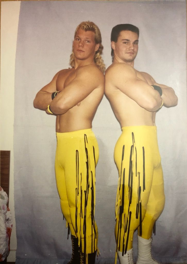 First Match Watchalong: Lance Storm vs Chris Jericho - Oct. 2, 1990