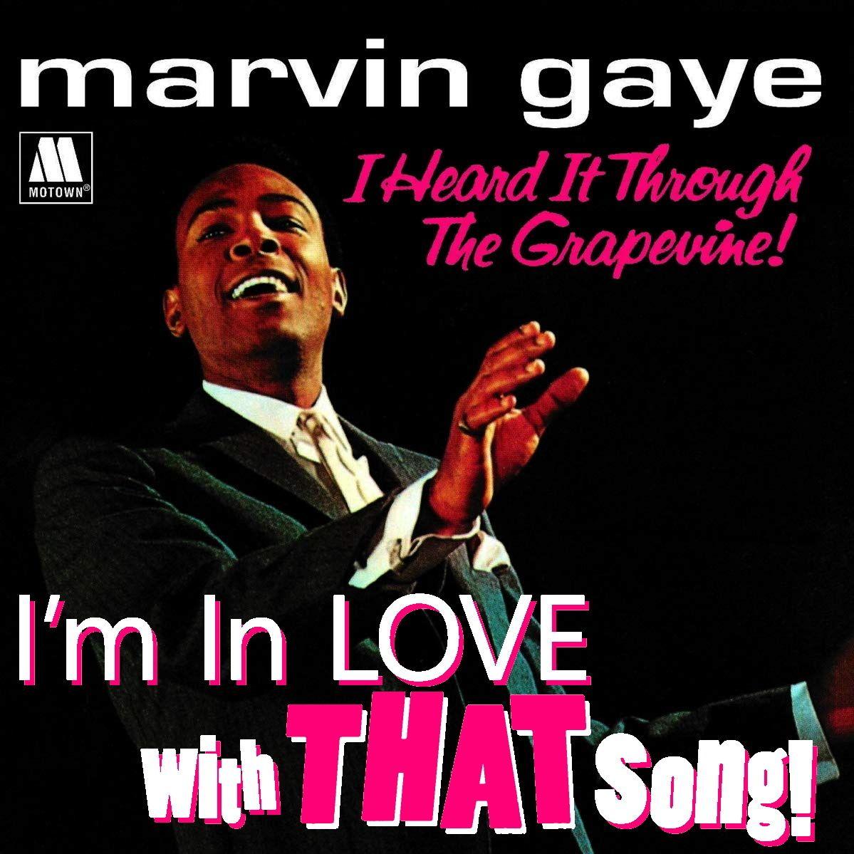 "Marvin Gaye - ""I Heard It Through The Grapevine"""