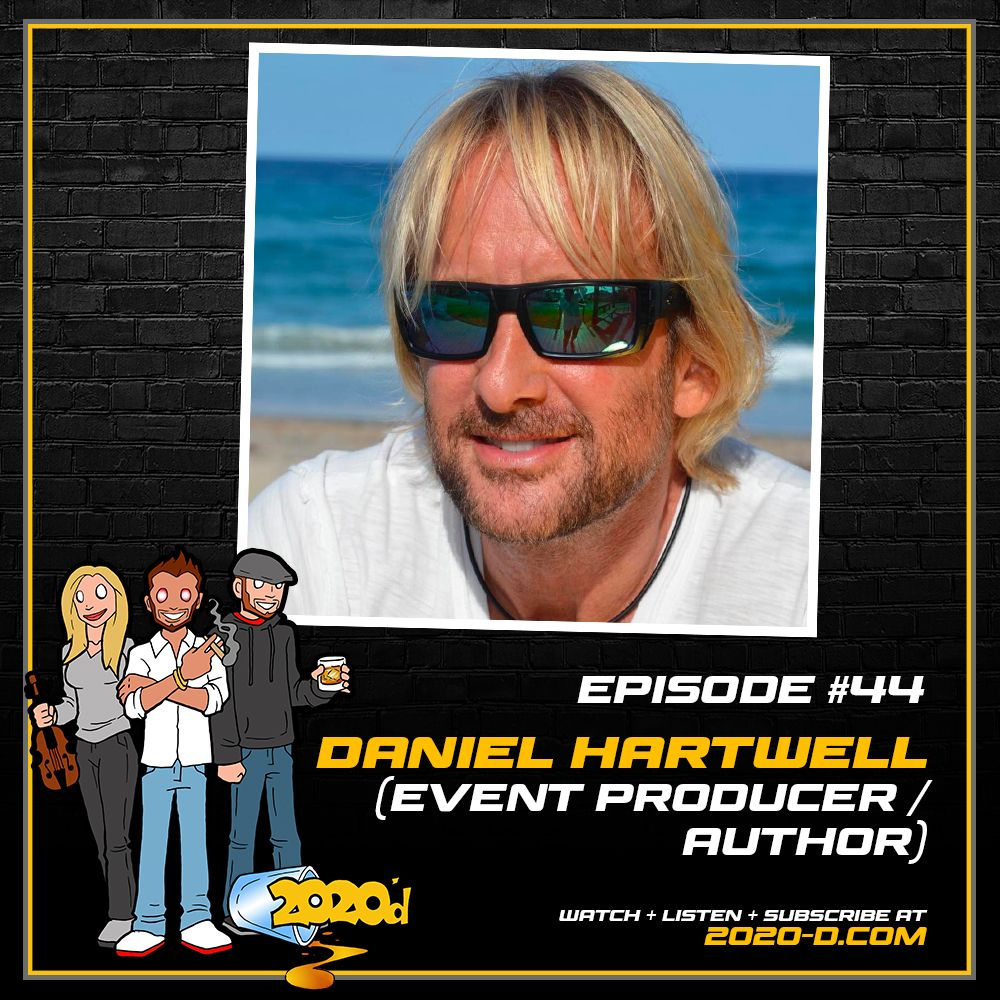 """Daniel Hartwell: You Know You've """"Made It"""" When You're Getting Sued"""