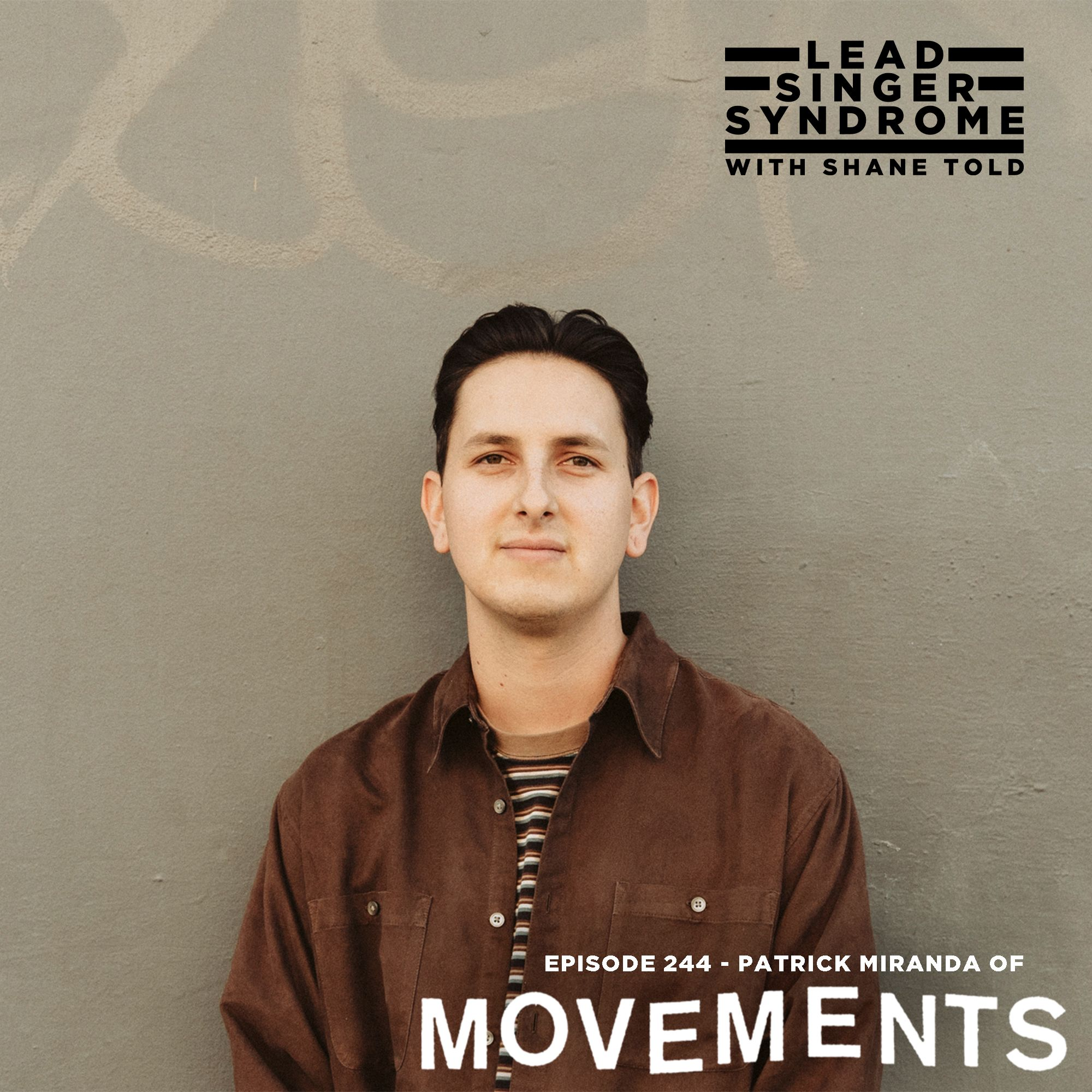 Patrick Miranda (Movements) returns!