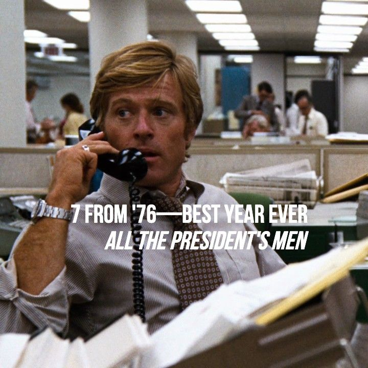 #812: All The President's Men (7 From '76) / Malcolm & Marie