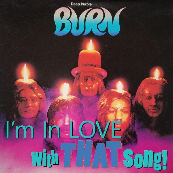 "Deep Purple - ""Burn"""