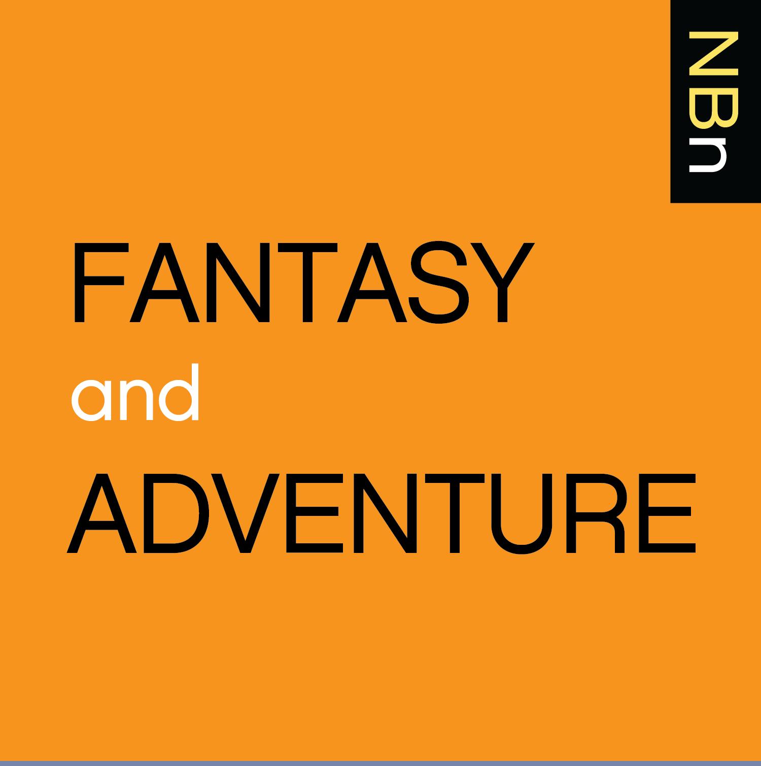Premium Ad-Free: New Books in Fantasy podcast tile