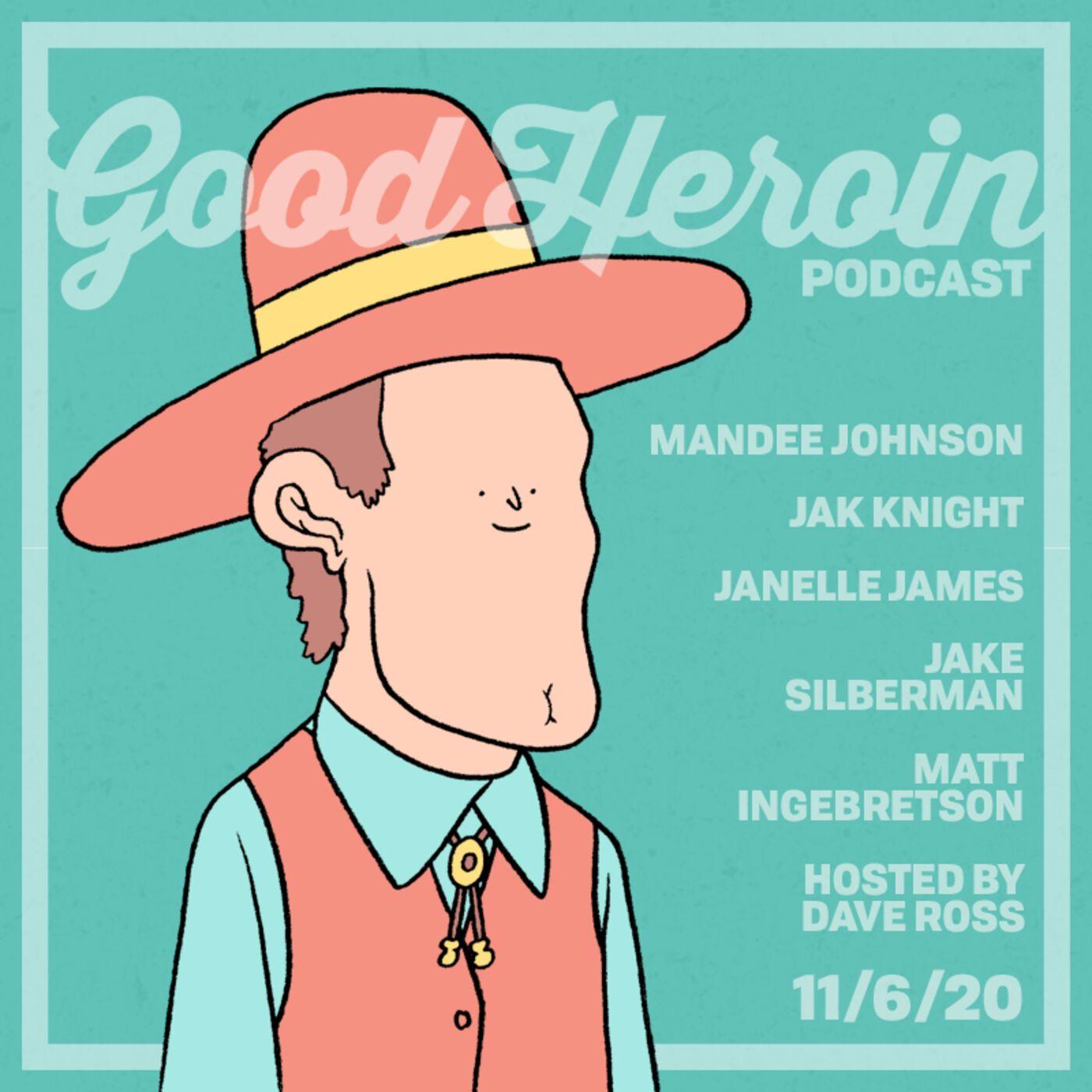 #31 Mandee Johnson, Jak Knight, Janelle James, Jake Silberman & Matt Ingebretson