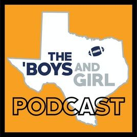 'Boys and Girl - Debating McCarthy's Dallas Future; 4-Time All-Pro Cowboy Darren Woodson on Dak; WR Guru David Robinson Talks Dez