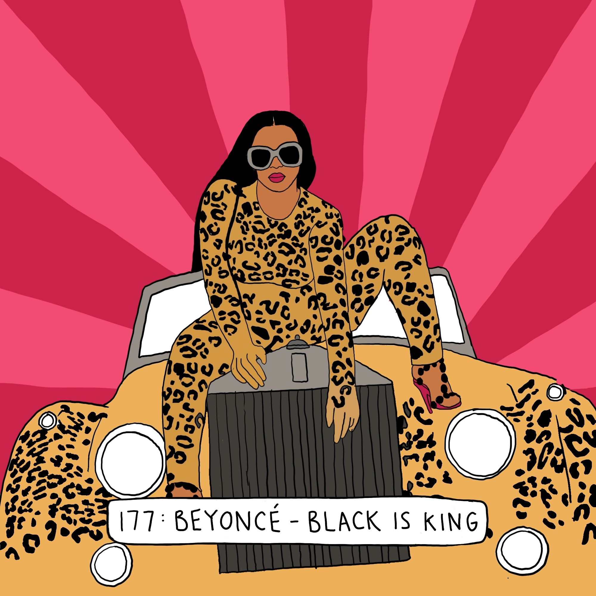 Black Is King (ICYMI Beyoncé's Gift To Africa ft. Ivie Ani)