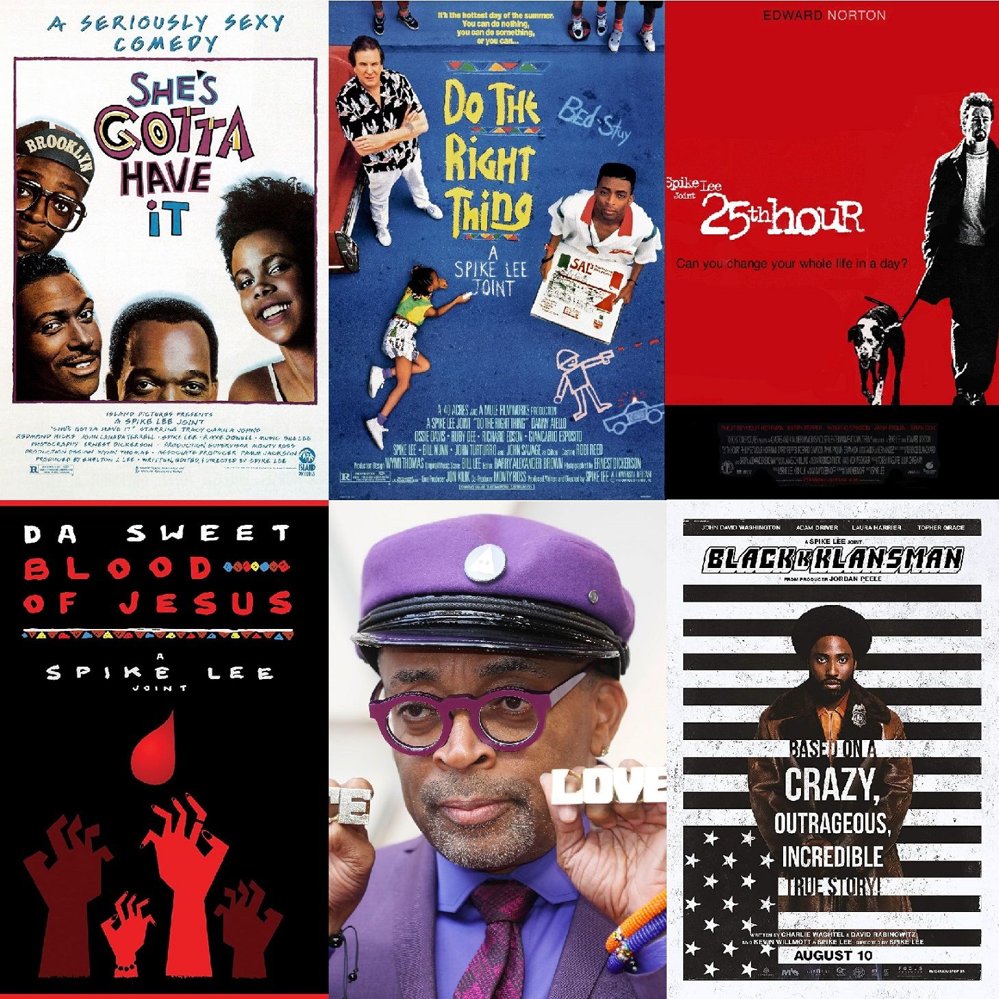 Episode 49: The Films of Spike Lee w/ Ian Anderson