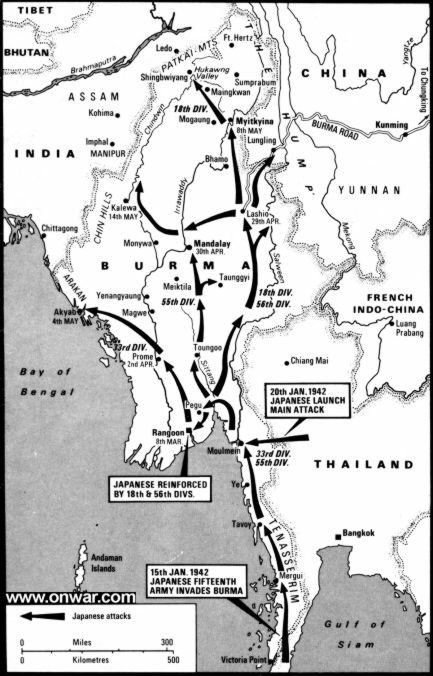 Episode 301-Burma: The Great Retreat Begins