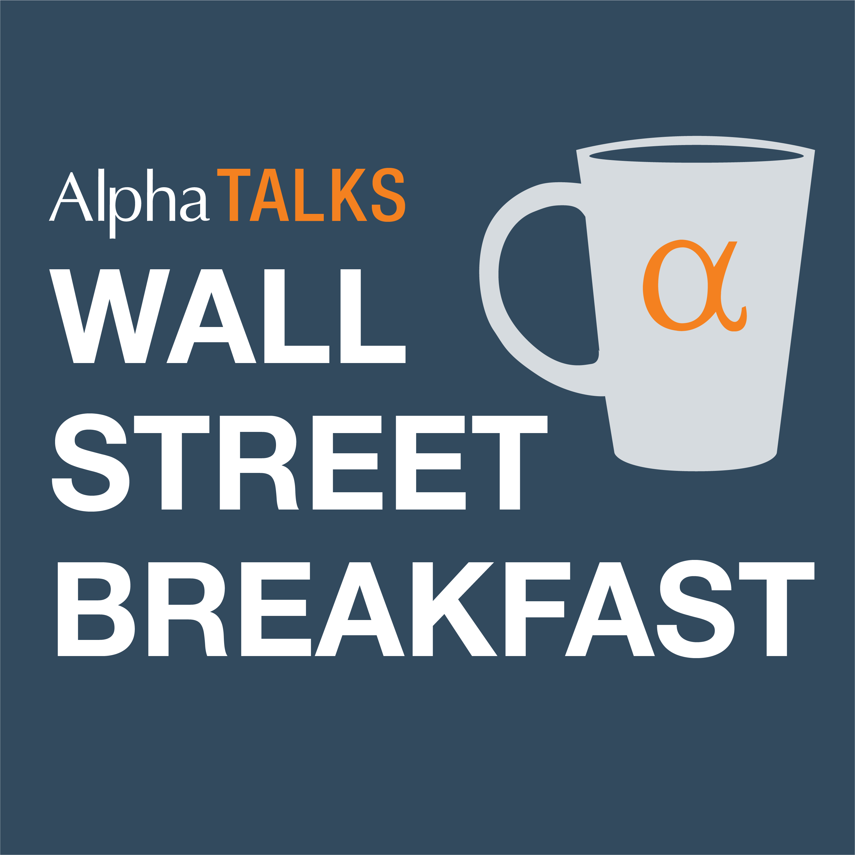 AlphaTALKS Wall Street Breakfast, April 24: What Moved Markets This Week