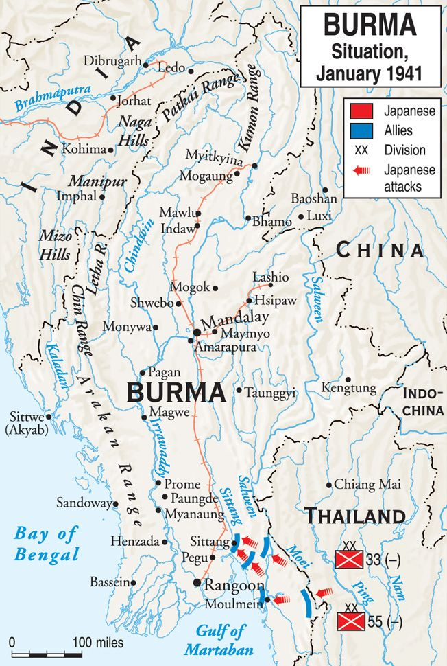 Episode 293-Burma: The Ground War Begins
