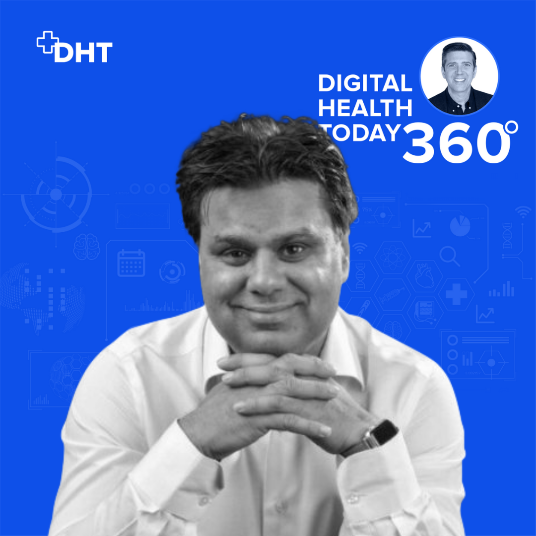 S2: #019: Dr. Shafi Ahmed on Connecting a Billion Minds with Virtual Reality