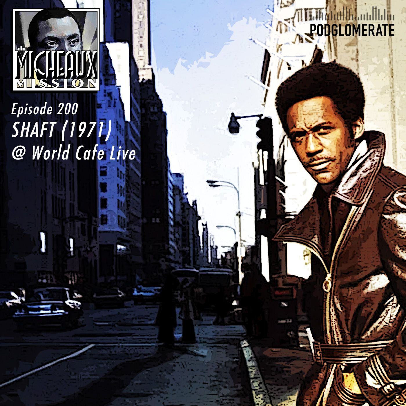 Shaft (1971) @ World Cafe Live