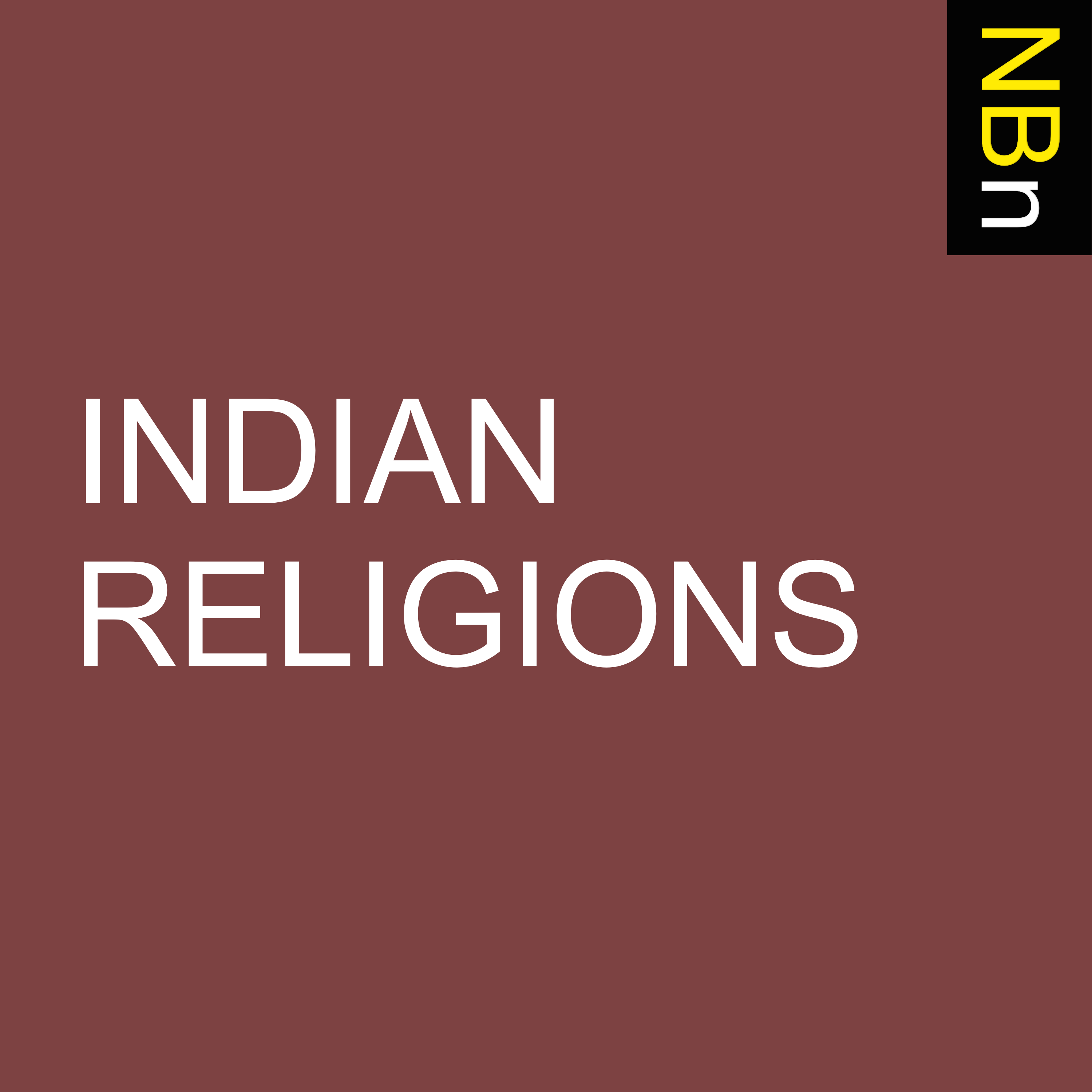 Premium Ad-Free: New Books in Indian Religions podcast tile