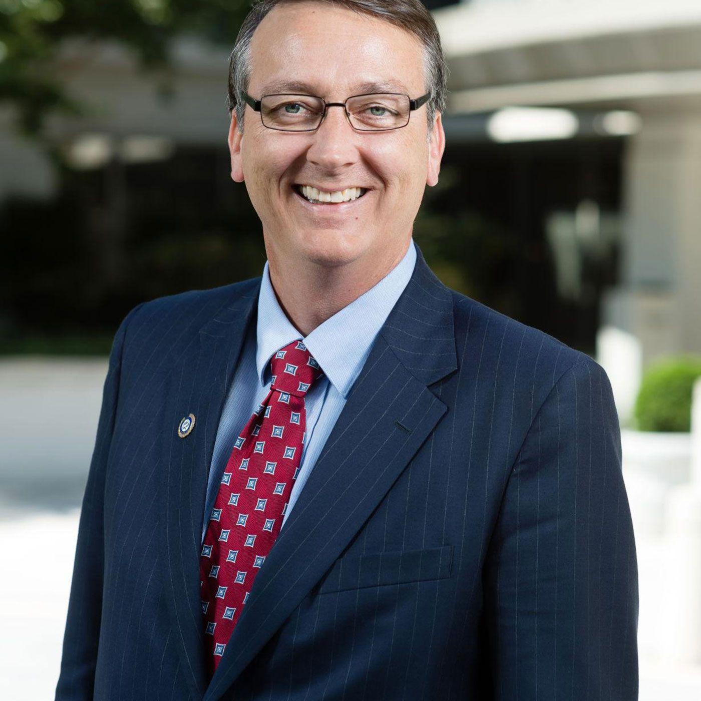 Dr. Scott Brabrand, Superintendent, Fairfax County Public Schools
