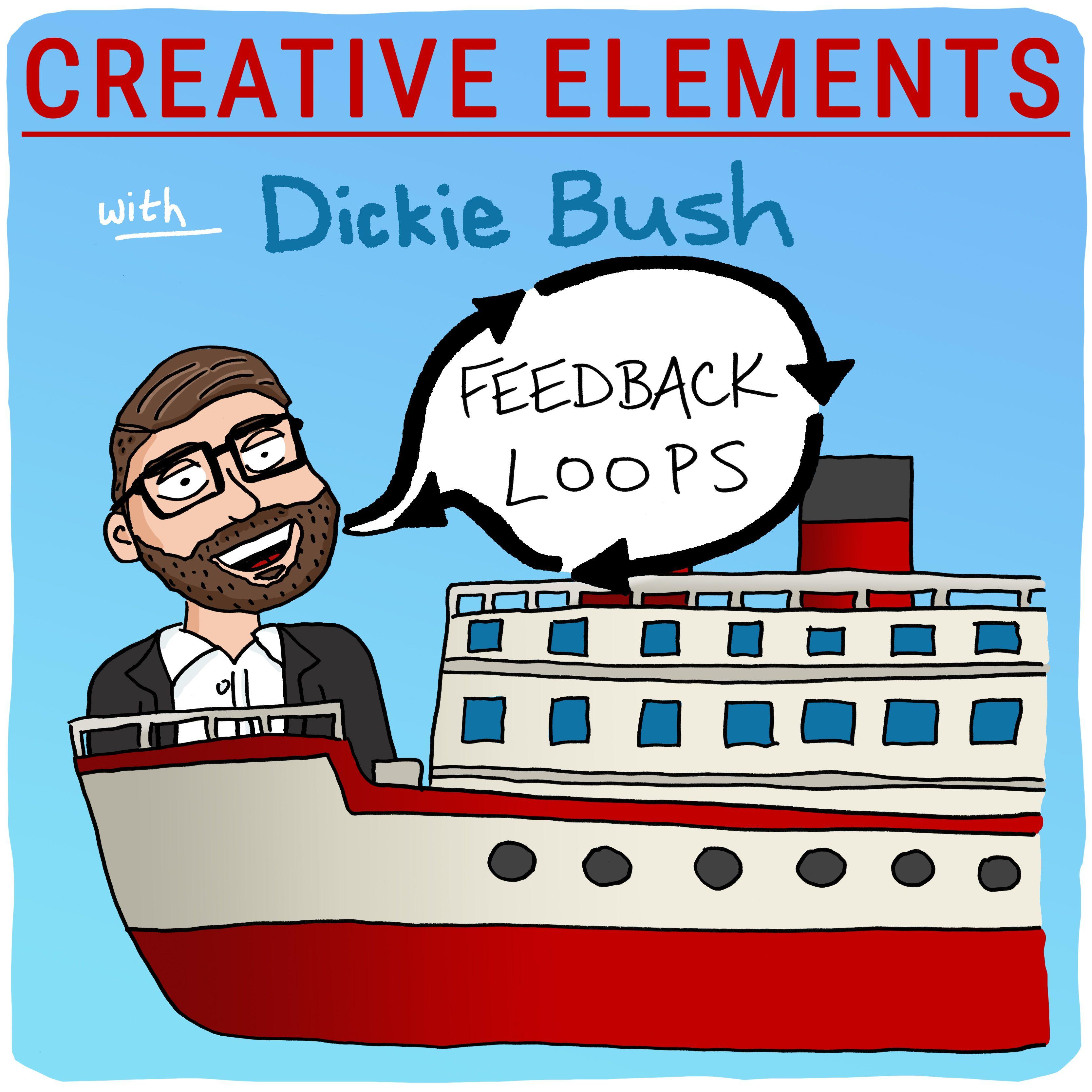 #51: Dickie Bush [Feedback Loops]