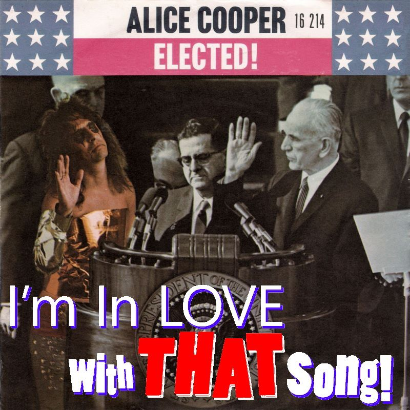 "Alice Cooper - ""Elected"""