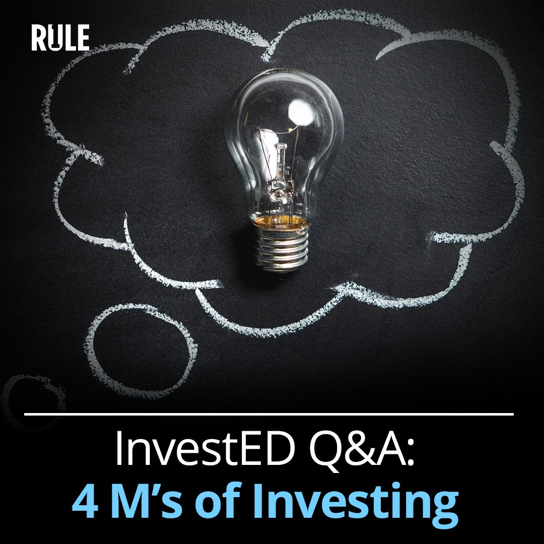 283- Investing Q&A: Four Ms of Investing