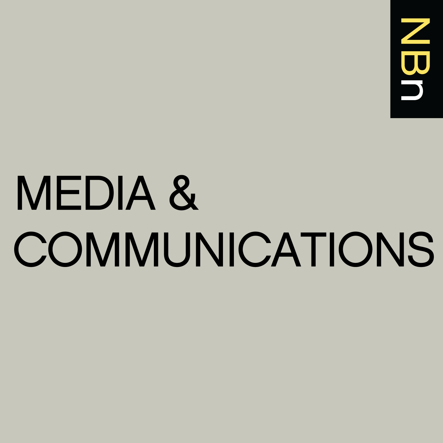 Premium Ad-Free: New Books in Communications podcast tile