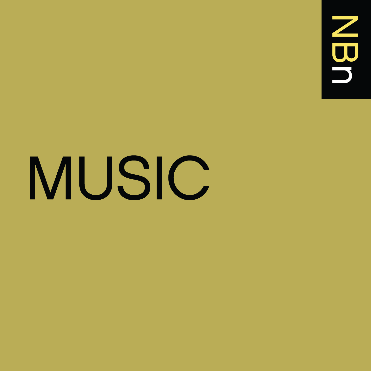 New Books in Music podcast tile