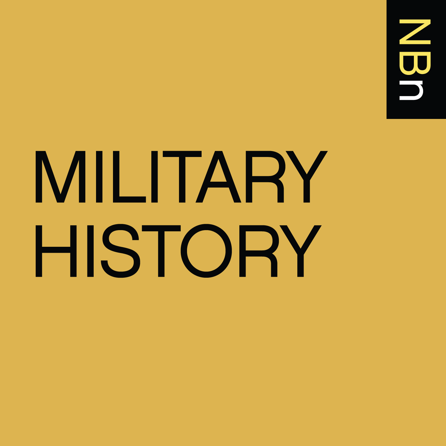 New Books in Military History podcast tile