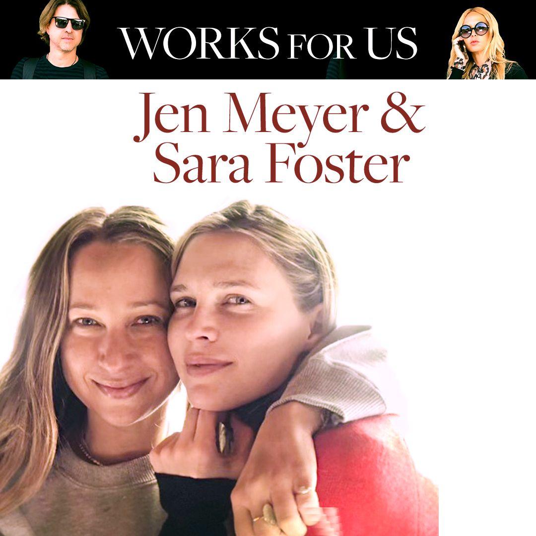 Jen Meyer & Sara Foster