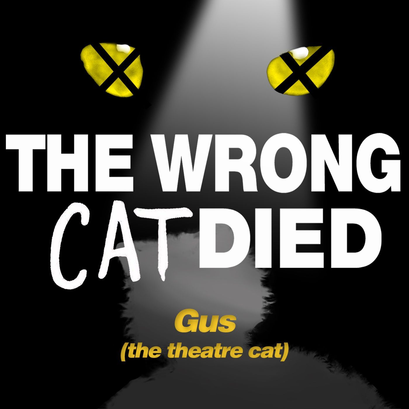 Ep7 - Gus, the theatre cat