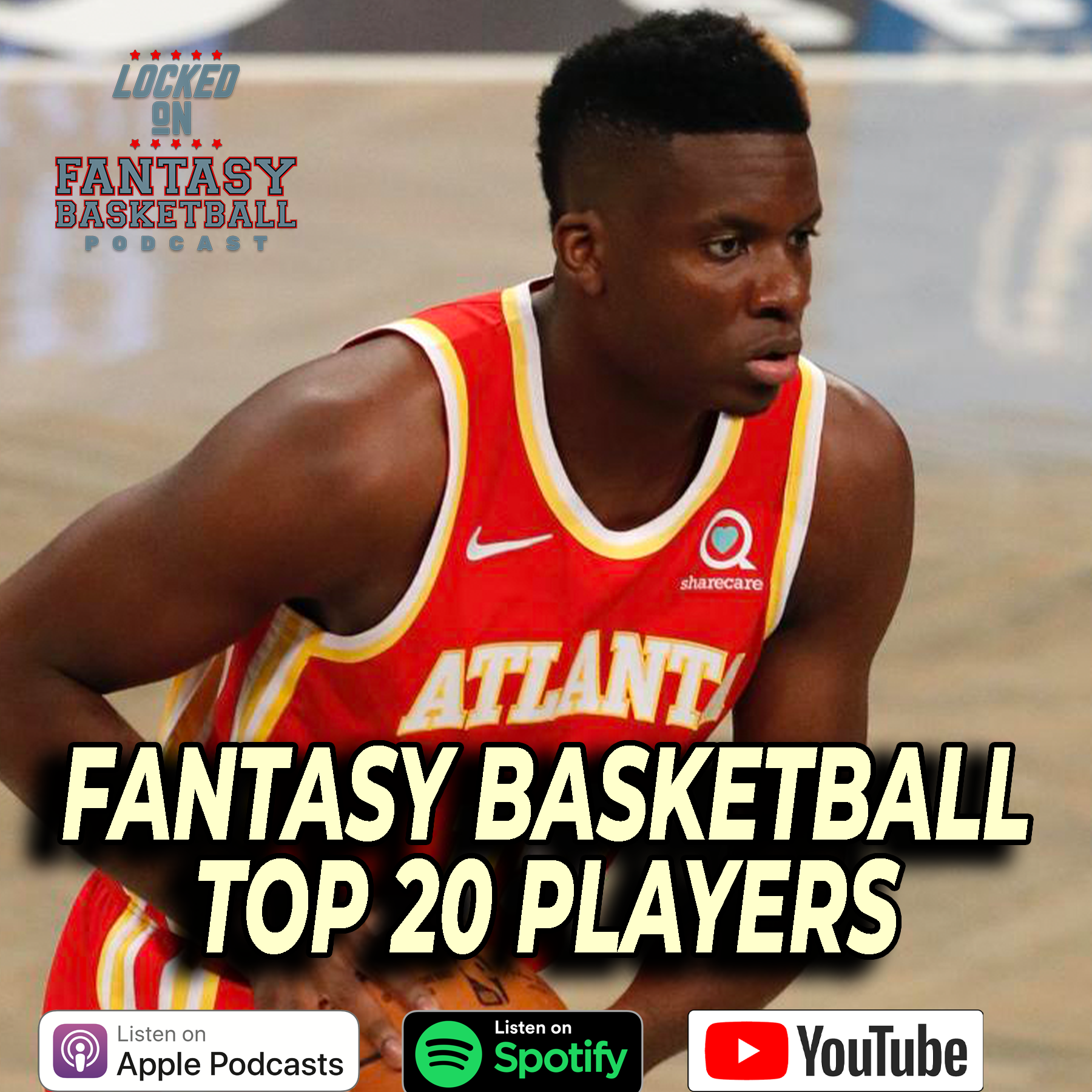 Top 20 Players In NBA Fantasy Basketball Rankings | Clint Capela Surges