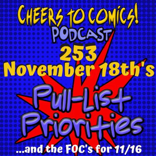 #253- November 18th's Priorities