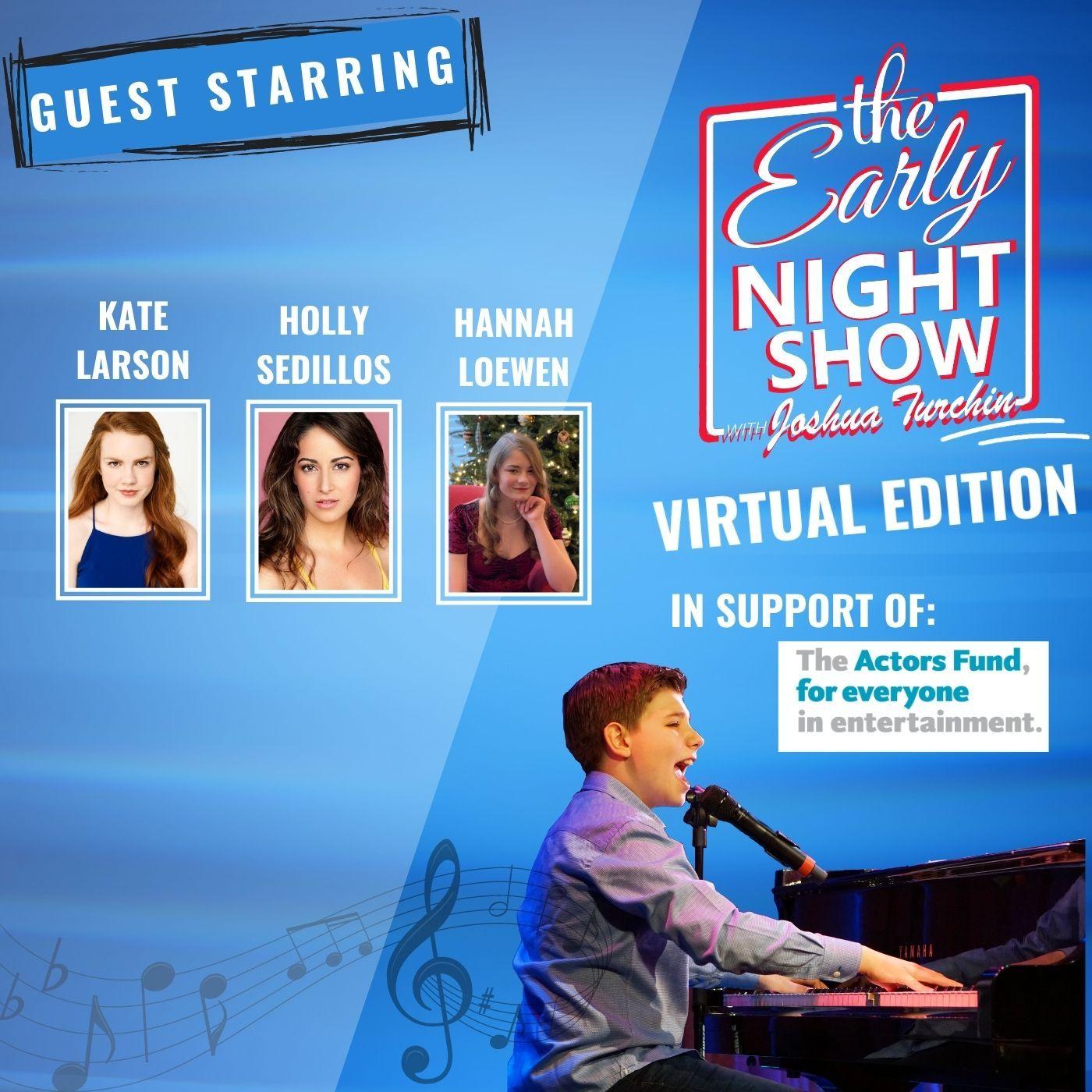 S6 Ep4 - Kate Larson, Holly Sedillos, Hannah Loewen