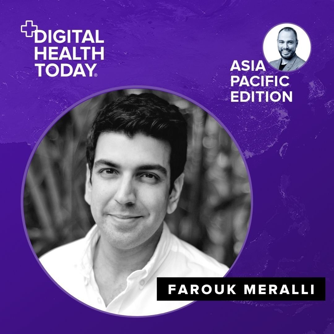 Ep06: Empowering 190,000+ pharmacists through Digital Health, with Farouk Meralli