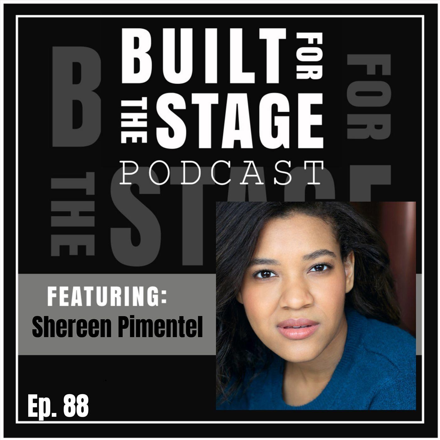 #88 - Shereen Pimentel - WEST SIDE STORY