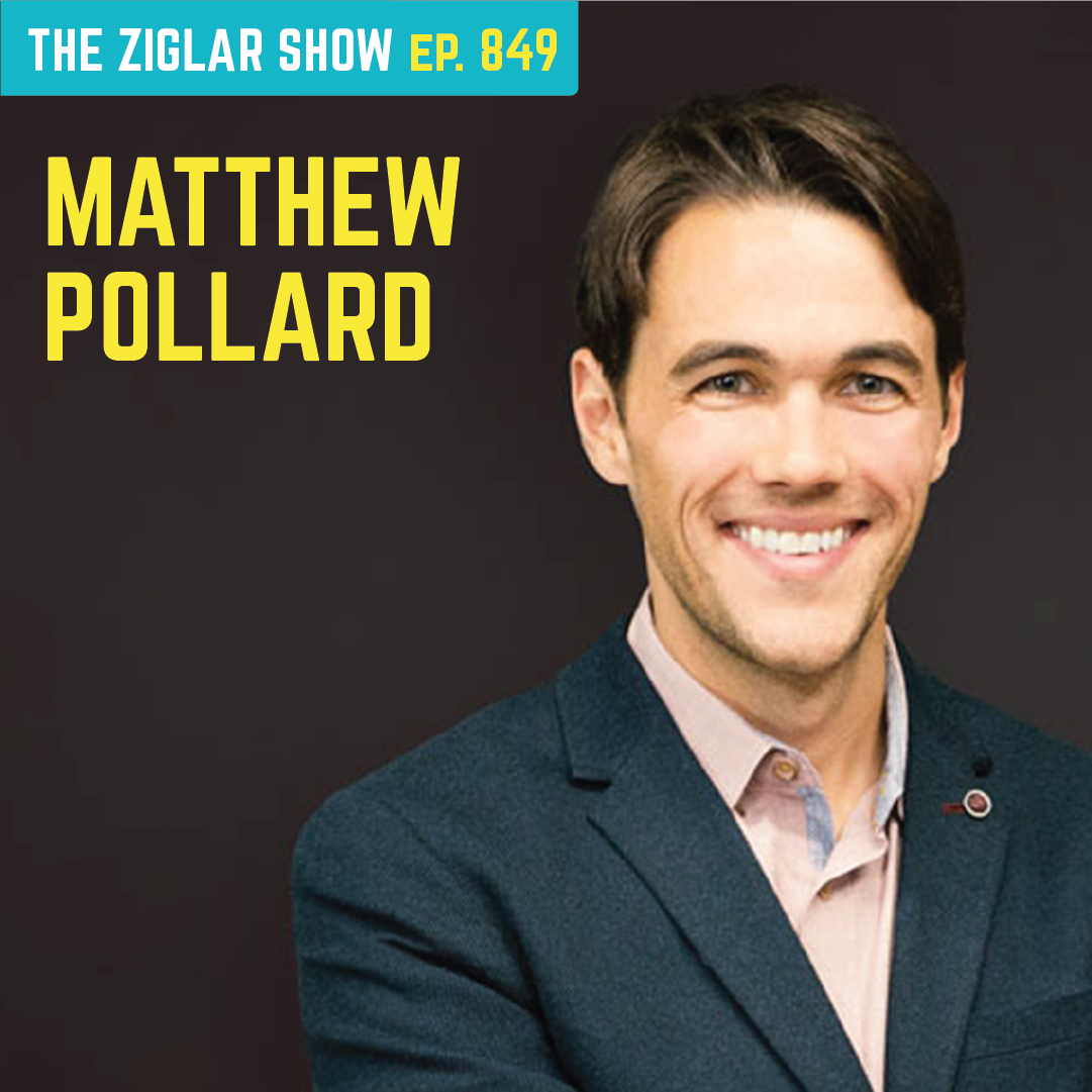 849: The Introverts Edge | Matthew Pollard