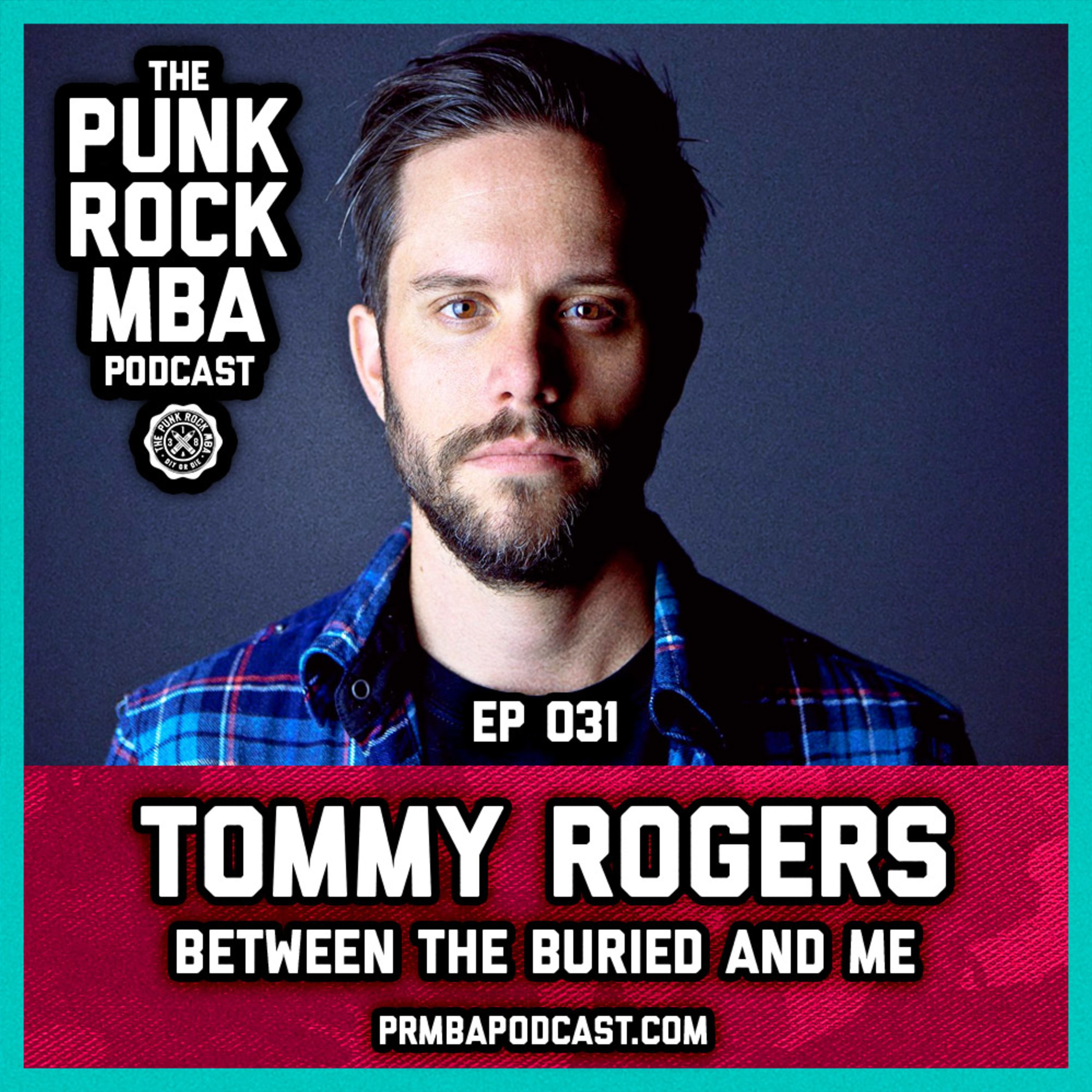 Tommy Rogers (Between The Buried And Me)