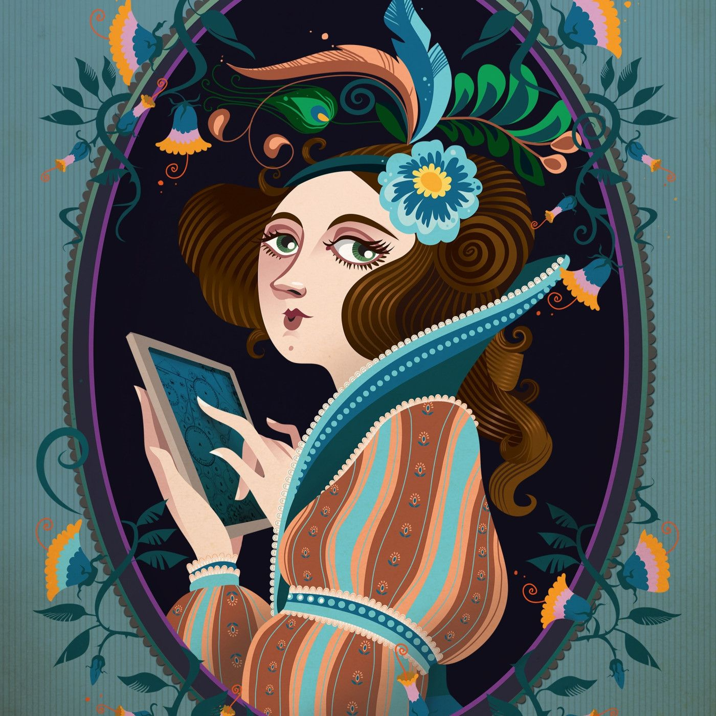 Best of Rebel Girls: Ada Lovelace Read by Jodi Kantor