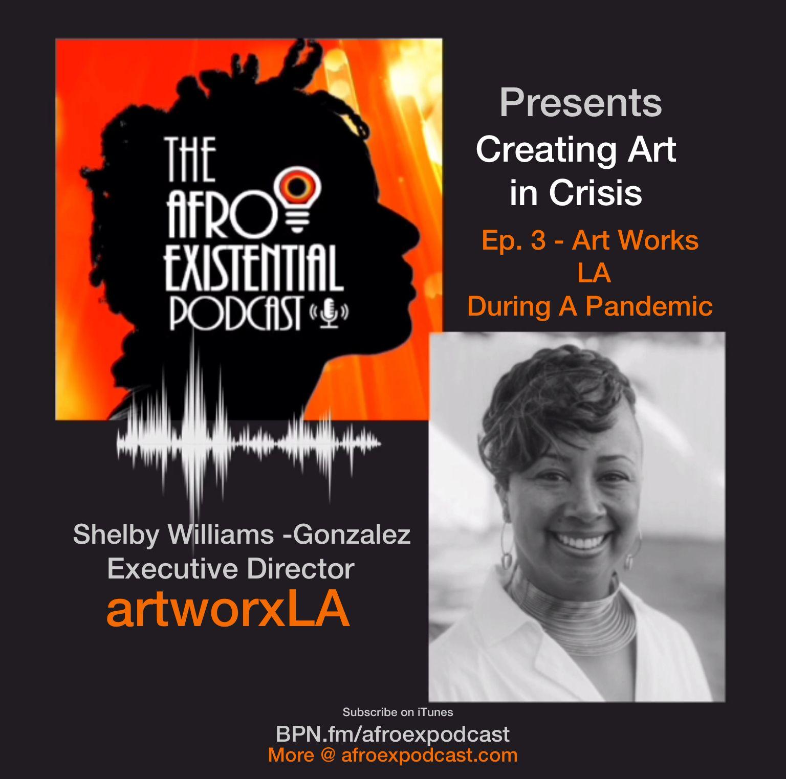 ART WORKS LA ... IN A PANDEMIC!  #3