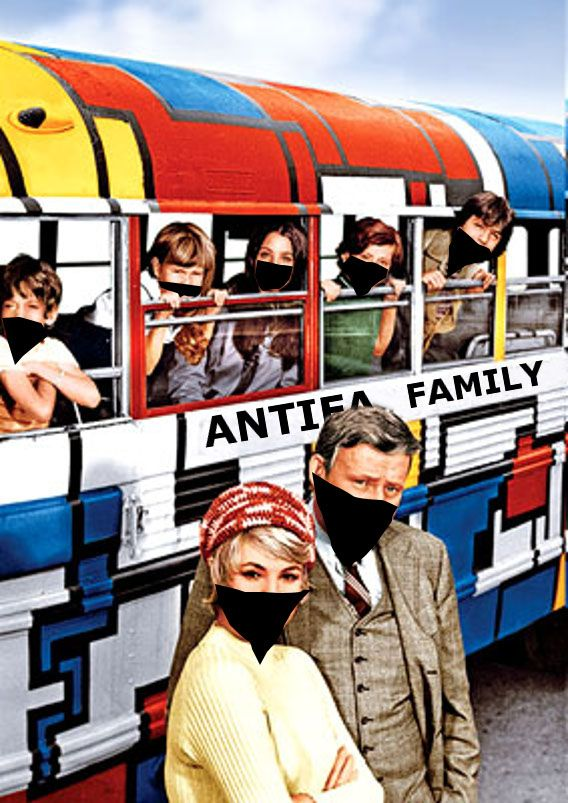 Episode 266:  Partridge Family Bus Full of Antifa