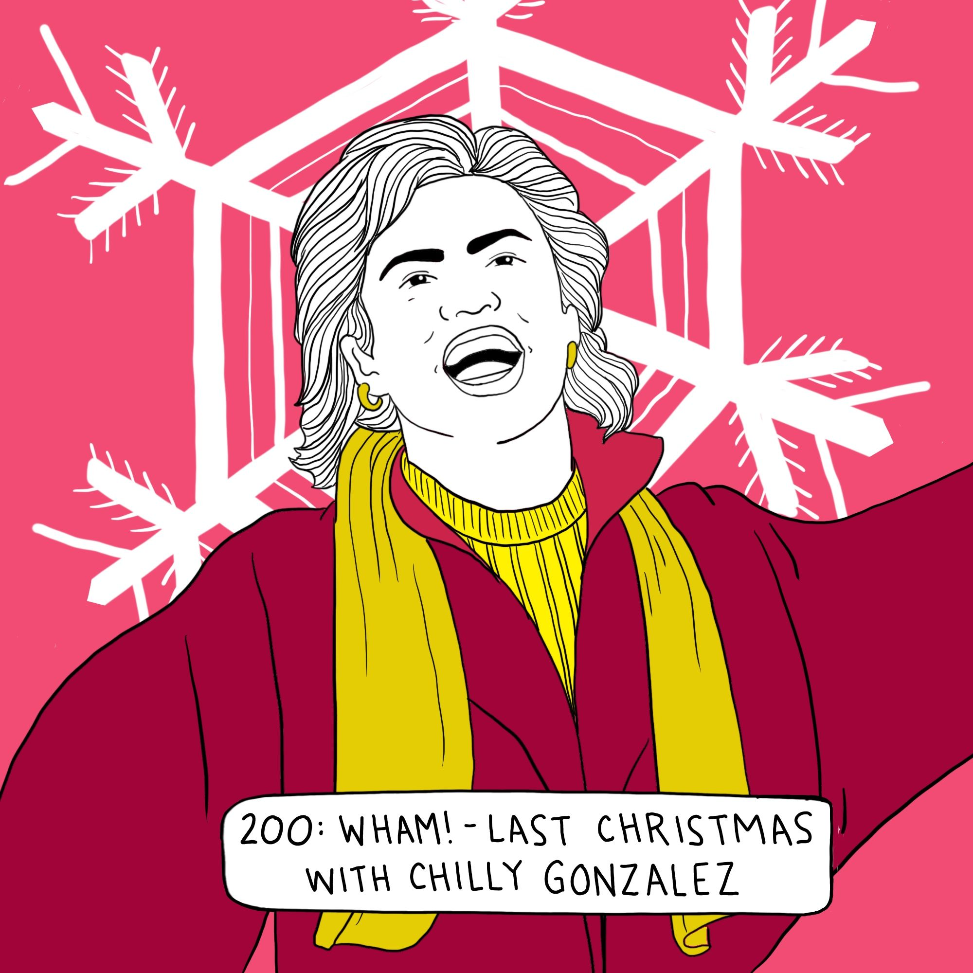 "Wham! Op. 84 ""Last Christmas"" with Chilly Gonzales"