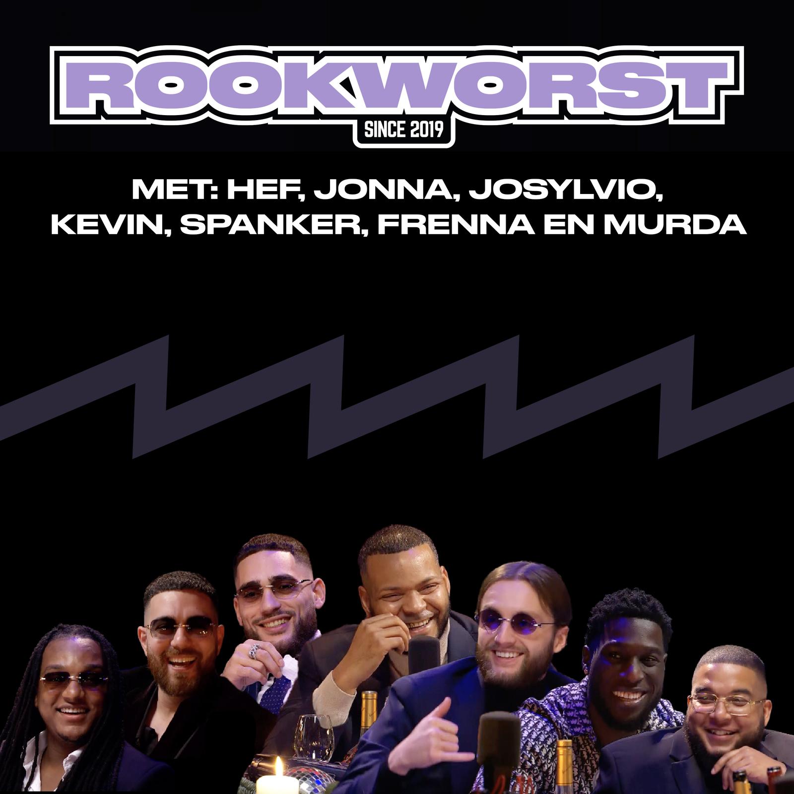 7: Ep. 7 met HEF, JONNA, JOSYLVIO, KEVIN, SPANKERM FRENNA EN MURDA