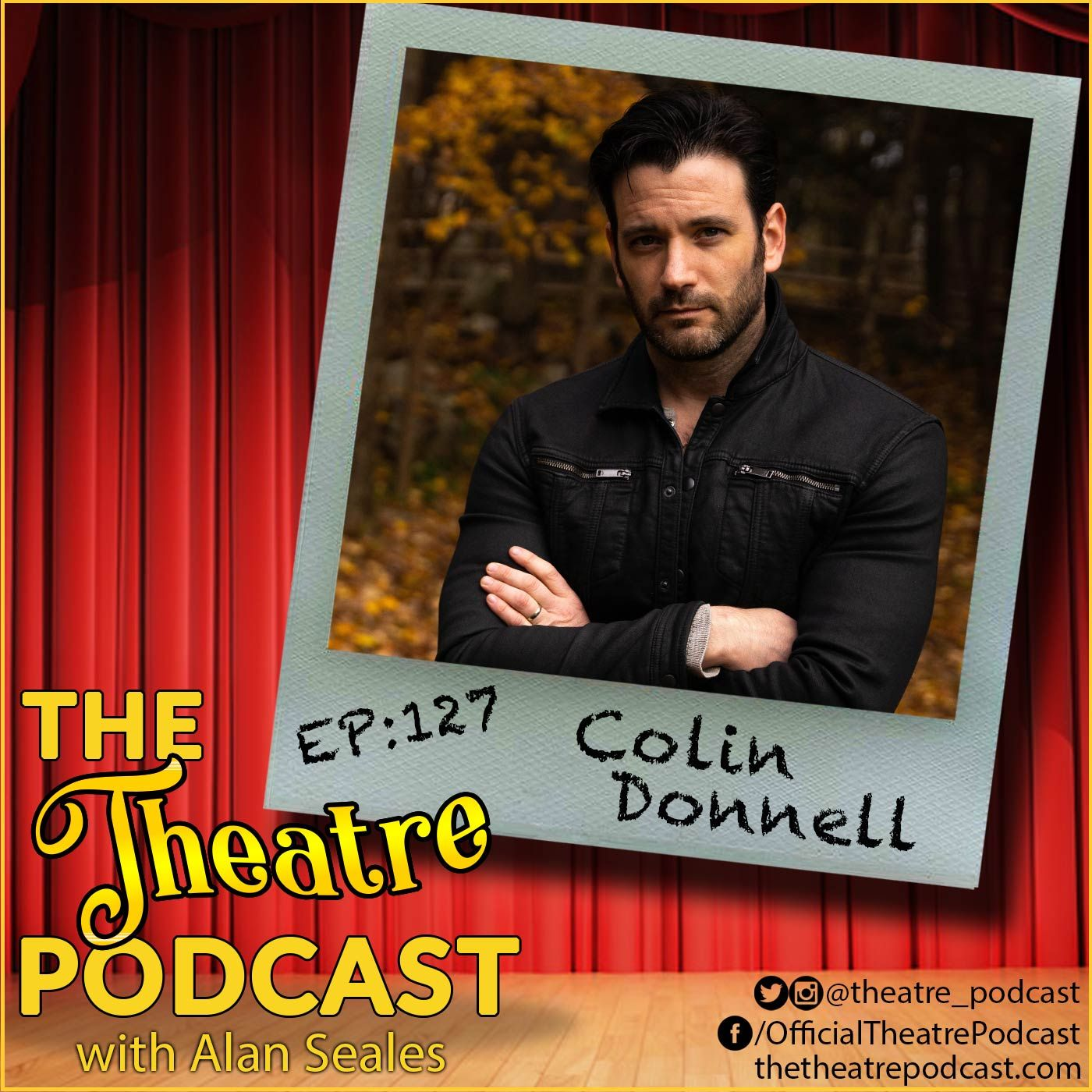 Ep127 - Colin Donnell: Chicago Med, Jersey Boys, The Nineteen Twenty