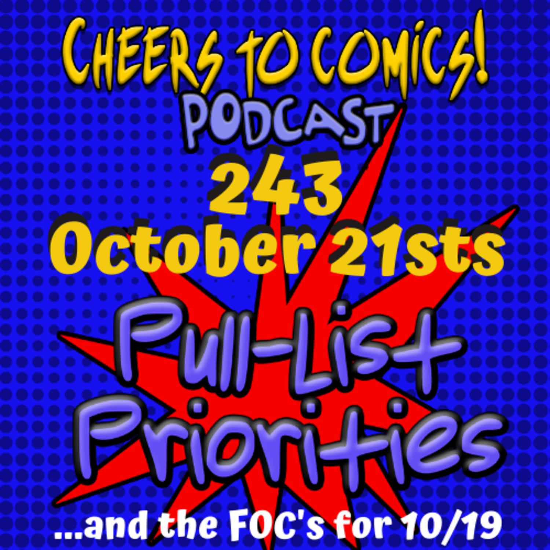 #243- October 21st's Priorities