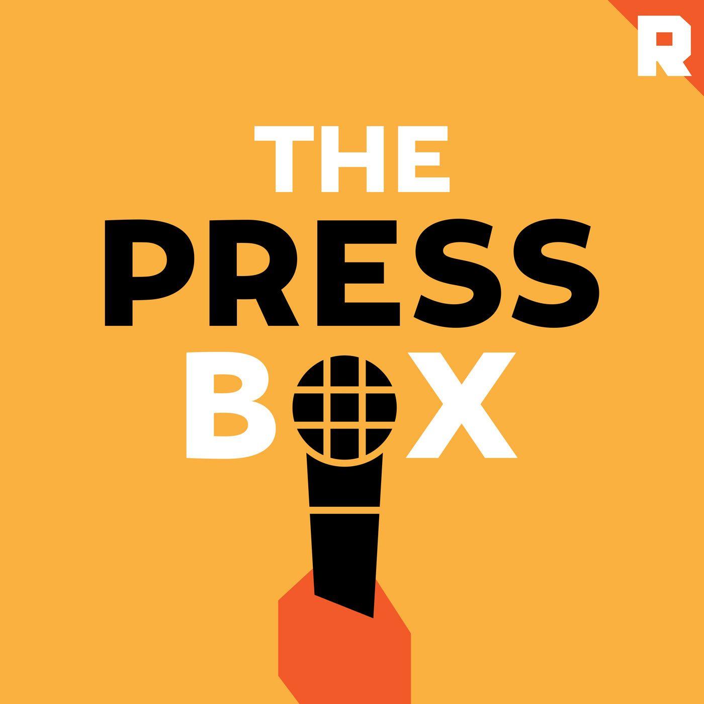 Trump vs. David Muir, the Week in Fake Sports, and Listener Mail   The Press Box