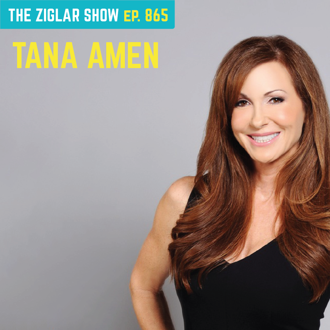 865: Stronger From Trauma | Tana Amen
